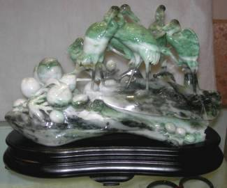 Jade Sculpture Jade Carving Jadeite