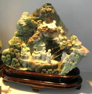 jade carving stone carvers