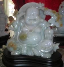 Jade Buddha Sculpture Jade Carving Jadeite
