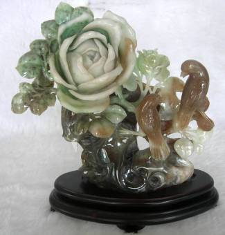 Nephrite Jade Carvings